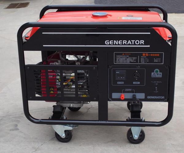 Low noise portable electric power generator for home use 2kw 5kw 10kw