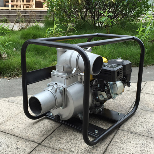 Power Value 2 inch 3 inch 4 inch Gasoline Water Pump with manual start for Agriculture