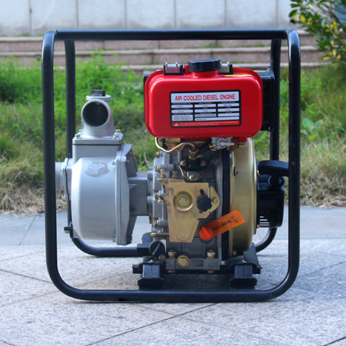 4 Inch type diesel agricultural irrigation Water Pump , diesel powered water pump