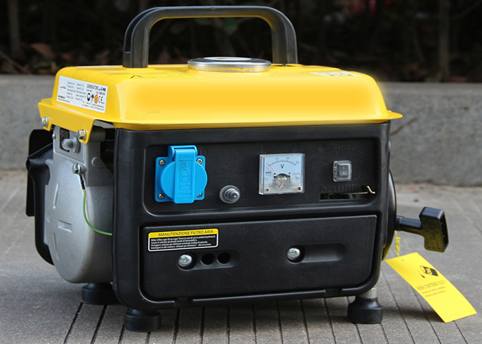 230V Portable Mini Small Gasoline Generator for Home Use 950W with CE Approved
