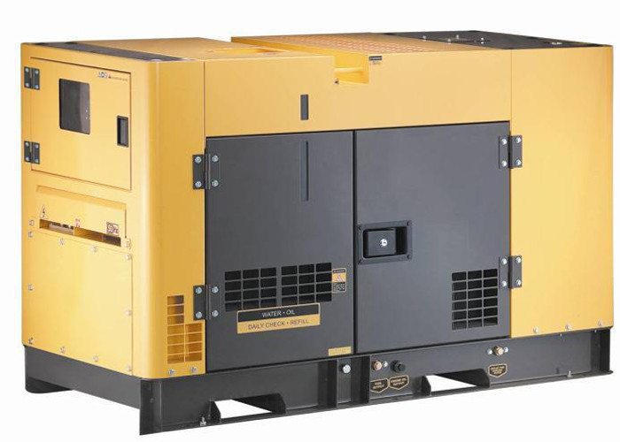 3 Phase Single Phase Super Quiet portable diesel generator for home use